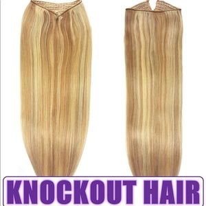 Knockout Hair Extensions- NWT